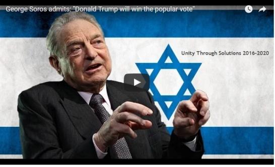 Soros Predicts Landslide