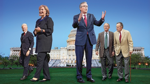 American Political Dynasties