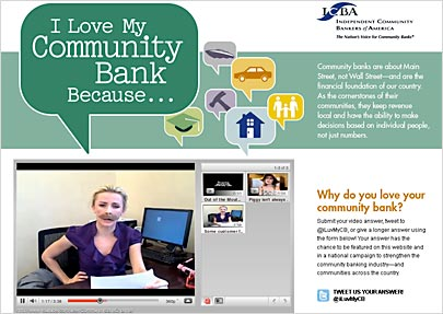 Community Banking Preserves America