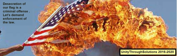 unity-through-solutions-burning-the-flag