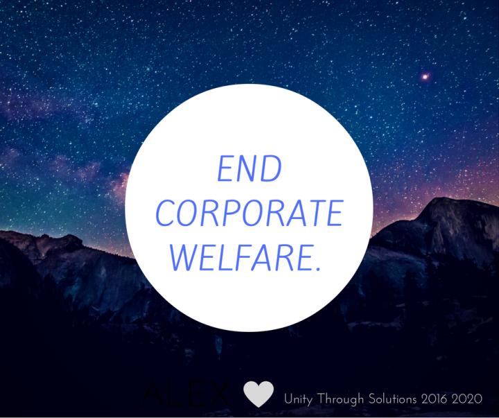 end-corporate-welfare